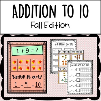 Addition to Ten Fall Edition