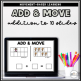 Addition to Ten Slides | Distance Learning