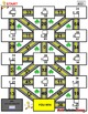 """Addition Maze """"Fun Worksheets"""" - up to the number 39"""