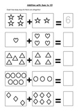 Addition using pictures