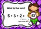 Addition with 3 Addends BOOM Cards {Digital Task Cards}