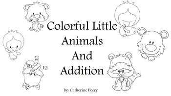 Addition with Animals