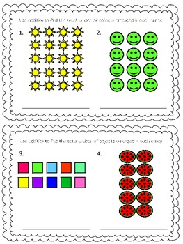 Addition with Arrays:  A Mini Booklet of Arrays