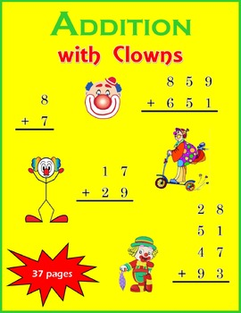 Addition with Clowns