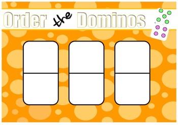Domino Math Games