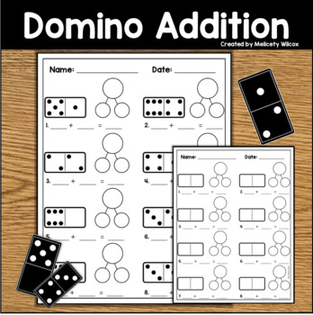 Addition with Doubles and Doubles Plus One Practice Worksheet