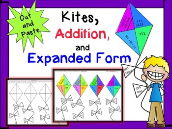 Addition with Regrouping and Expanded Form
