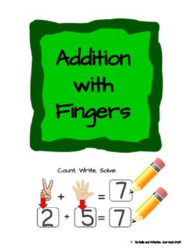 Addition with Fingers