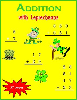 Addition with Leprechauns