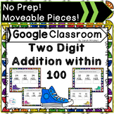 Addition with No Regrouping Math for the Google Classroom