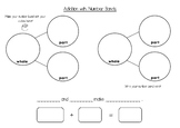 Addition with Number Bonds Activity Sheet