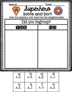 Addition with Regrouping (Adding 2-Digit and 1-Digit Numbers)