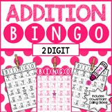 2 Digit Addition BINGO