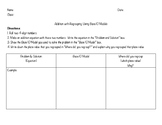 Addition with Regrouping Base 10 Worksheet