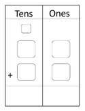 Addition with Regrouping- Laminate for Continous Use