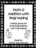 Addition with Regrouping Math O
