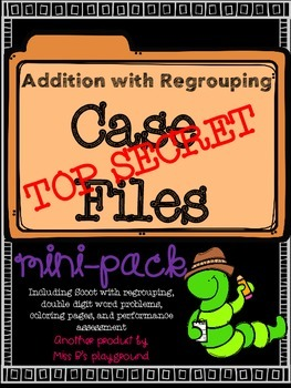 Addition with Regrouping Mini-Pack