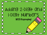 Addition with Regrouping Using Base Ten Blocks