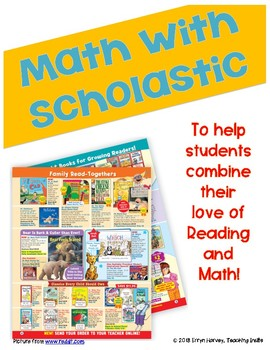 Addition with Scholastic Catalog