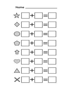 Addition with Sets