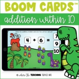 Addition within 10 Boom Cards | Distance Learning Resource