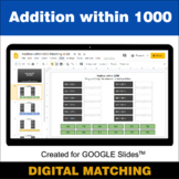 Addition within 1000 - Google Slides - Distance Learning -