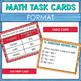 Addition Task Cards (3rd Grade)