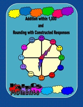 Assessment - Addition within 1000 and Rounding