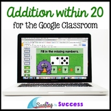 Addition within 20: Addition Facts and Strategies for the