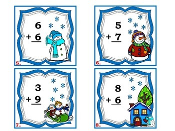 Adding 1-Digit Numbers
