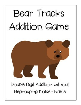 Addition without Regrouping Game
