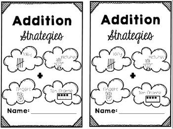 AdditionStrategiesBookBW