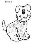 Addition/Subtraction Bingo Game