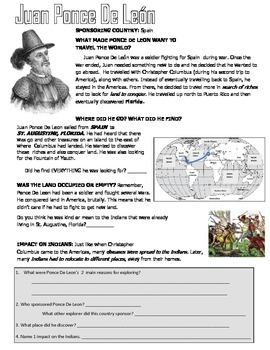 2008 Standards- Additional Explorers Unit Resources