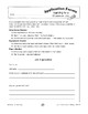 Additional Nonfiction Writing: Application Forms