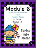 Additional Printables and Tests for Engage NY, 1st Grade, Module 6
