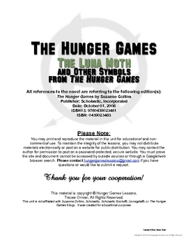 Additional Symbolism in The Hunger Games