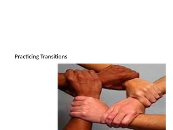 Additional Transitional Practice