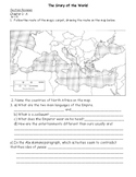 Additional exercises to supplement Story Of The World , BOOK 2