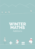 Additions Croswords- Winter maths