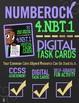 Place Value ★ 4th Grade Google Classroom Activity ★ 4.NBT.1 Task Cards (Digital)