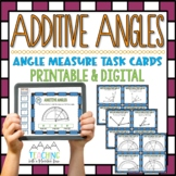 Additive Angles Task Cards