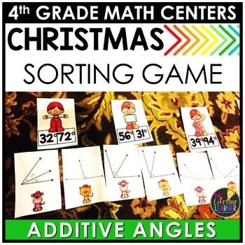 Additive Angles Christmas Game