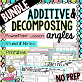 Additive & Decomposing Angles