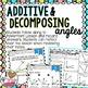 Additive & Decomposing Angles BUNDLE