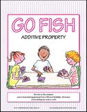 Additive Property Go Fish Game