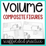 Additive Volume of Composite Figures: Print and Digital fo