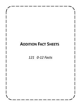 Additon Fact Sheets