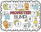 Additon & Subtraction BUMP Math Game: Monsters Theme