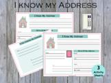 Address Kids Activity, Addressing Envelope, T-199